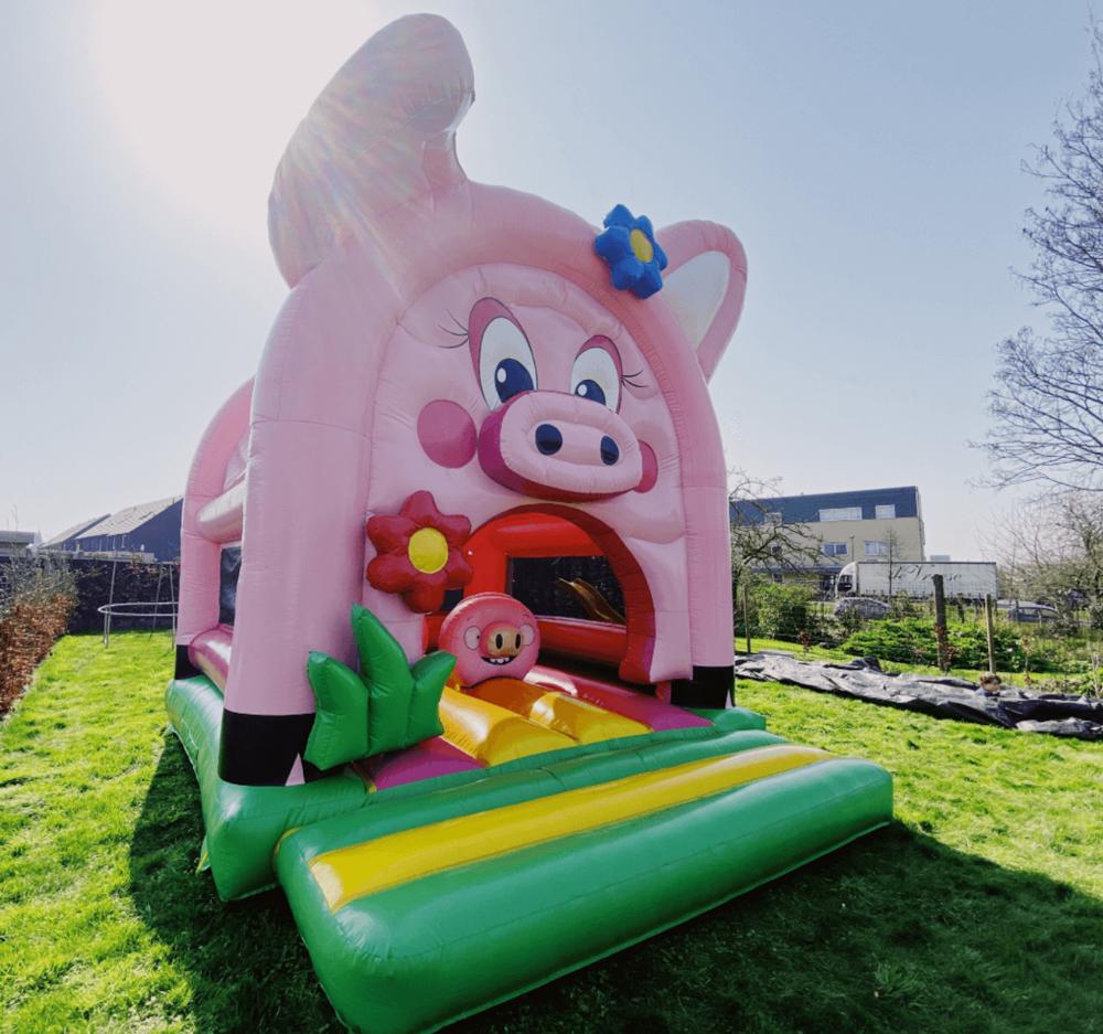 Piggy Bouncer